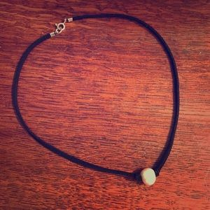 Handmade Pearl choker